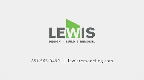 Lewis Remodeling logo